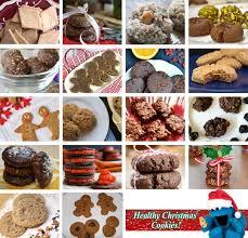 healthy christmas cookies 2013 roundup