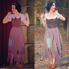Halloween Costumes Snow White 25 Snow White Costume Ideas Diy Snow White