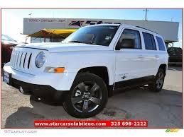 patriot jeep white 2013 bright white jeep patriot altitude 76224317 gtcarlot com
