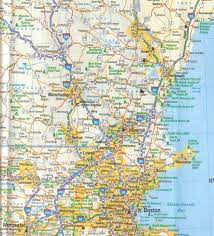 Paper Maps New England Paper Wall Map Jimapco
