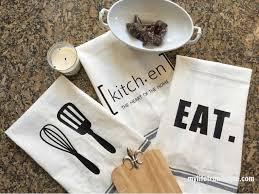 kitchen towel craft ideas craft ideas silhouette challenge kitchen towels silhouette
