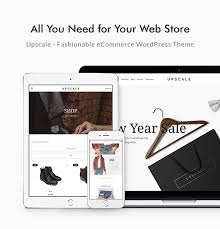 upscale fashionable ecommerce wordpress theme by dahz themeforest