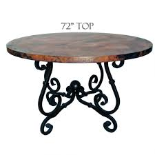 home design alluring wrought iron dining table bases nice ideas