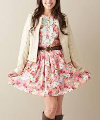 matilda jane clothing pink leah dress women zulily my style