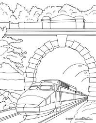 Train Colouring Pages Online Online Coloring Book Pages For Kids Rail Color Page