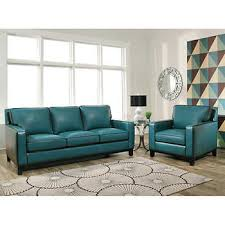Teal Armchair For Sale Leather Sofas U0026 Sectionals Costco