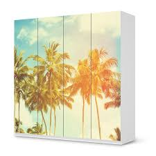 Ikea Schlafzimmer Konfigurator Pax Schrank 201 Cm Höhe 4 Türen Möbelfolie Sun Flair Creatisto