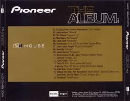 pioneer photo album v a pioneer the album vol 3 3cd compilation 2002 cd 2 house