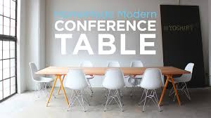 Interactive Meeting Table Diy Conference Table