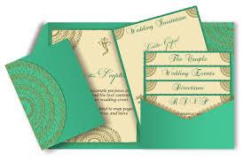 indian wedding card sle pocket style email indian wedding invitation card design 65