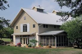 archaic image of barn inspired house plan design and decoration