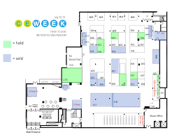 exhibitor floor plan ceweek exhibitor floor plan