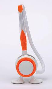 le de bureau orange accessoires de bureau personnalisés orange