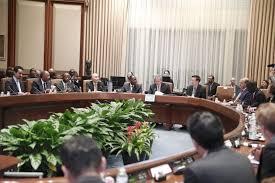siege du fmi visite du président de la république au siège du fmi abidjan
