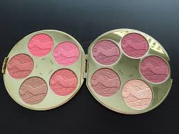 Pink Color Wheel by Tarte Color Wheel Blush Palette Swatches And Comparisons Makeup