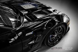 corvette zr1 black chevrolet corvette c6 zr1 r10 performance series strasse wheels
