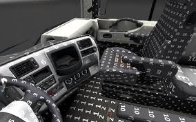 renault interior renault premiun and magnum assistant interior ets 2 mods euro