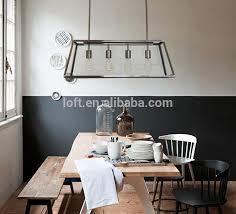 Kitchen Table Pendant Lighting European Retro Hanging Lamp Vintage Kitchen Table Pendant Lights