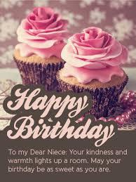 birthday cake cards for niece birthday u0026 greeting cards by davia