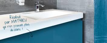 repeindre des meubles de cuisine en stratifié peindre un meuble de salle de bain stratifie lzzy co