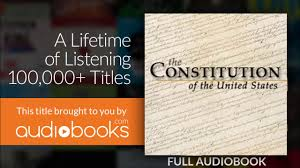 the united states constitution full audio recording youtube