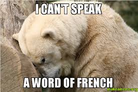 i can t speak a word of french canadian cultural crime confession