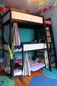 3 Person Bunk Bed 3 Bed Bunk Bunk Bed With 3 Beds 3 Person Bunk Bed Plans Hoodsie Co
