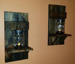 Rustic Wall Sconces Beautiful And Favorite Wall Candle Sconces Rustic Wall Sconces