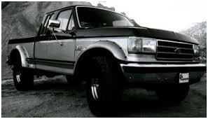 amazon com bushwacker 20018 11 cut out fender flares 87 91 ford f