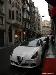 in durban who owns a stunning giulietta