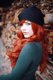 tips to get your skin ready for the colder days ahead red hair