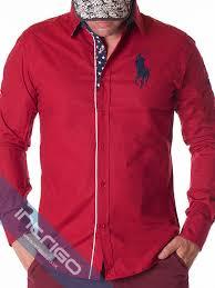 ralph lauren starred n 3 red shirt intrigo store aeuronautica