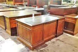 Used Wood Office Desks For Sale Used Desks For Sale Rundumsboot Club