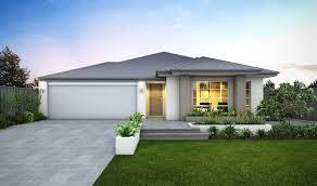brick single story house facades google search house design