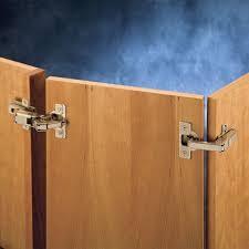 how to install hinges on corner cabinets salice frame self closing pie corner cabinet hinge kit
