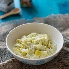 poireaux cuisine recette de fondue de poireaux vegan moulinex cuisine companion