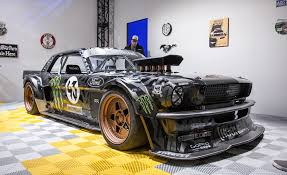 hoonigan mustang engine wild one of a kind 1965 ford mustang new ford mustang 2018 for