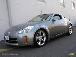 Nissan 350z Coupe - 2006 nissan 350z touring coupe in silverstone metallic 352338