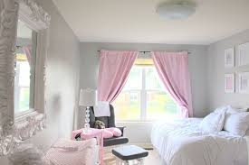 Pink Curtains For Nursery Ideas For Blackout Curtains Nursery Modern Home Interiors