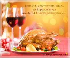 happy thanksgiving wishes in thanksgiving