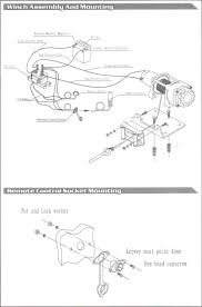 warn winch switch wiring diagram kwikpik me