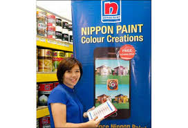 nippon u0027s colour creations app lets you color your world shopping