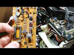 removing a chime module from a nutone im4006 intercom master