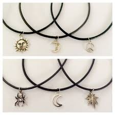 diy necklace charms images 11 easy diy choker necklace tutorials you should try now gurl jpg