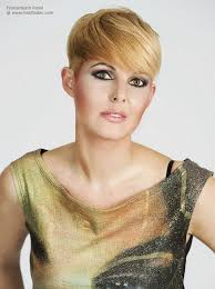 short haircuts for women with clipper short haircut with super short clipper cut layers on the sides and
