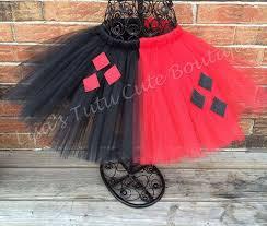 Size Harley Quinn Halloween Costume Harley Quinn Jester Tutu Lisastutus