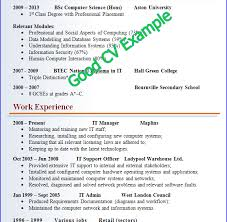 Example Of Bad Resume Examples Bad Resume Strong Objective Statements For Resumes