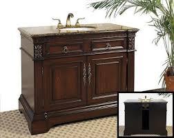 understanding product descriptions for bathroom vanities