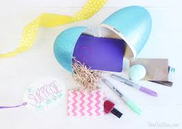 Gift Ideas For Easter Grown Up Surprise Eggs The Chic Site