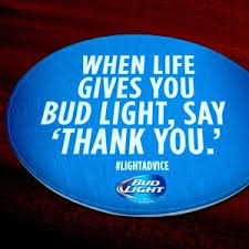 Case Of Bud Light Bud Light Ads Beer And Wine